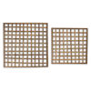 This item: Brown Wall Hanging, Set of 4