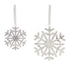 This item: Jewel Snowflake Ornaments, Set of Eight
