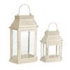 This item: Ivory Lantern, Set of Two