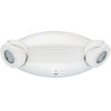 This item: White 640 LM 50K 2-Light Emergency LED Light