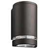 This item: OLLWD LED P1 40K MVOLT DDB M6 Dark Bronze LED Outdoor Cylinder Downlight 4000K, 9W
