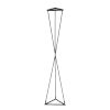 This item: Zora Black 70-Inch Integrated LED Table Lamp