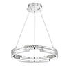 This item: Satern Chrome 24-Inch LED Pendant