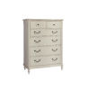 This item: Latham Pearl Tall Dresser