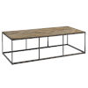 This item: Langston Rustic Elm Cocktail Table