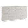 This item: Paradox Ivory Dresser