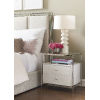 This item: Paradox Ivory Nightstand