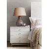 This item: Paradox Ivory Nightstand with Stone Top