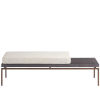 This item: Onyx Taylor Bench