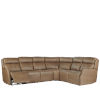 This item: Watson Bronze Moore Giles Leather Sectional