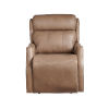 This item: Watson Bronze Moore Giles Leather Motion Chair