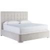 This item: Miranda Kerr Uptown Alabaster King Bed
