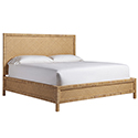 This item: Escape Brown Long Key King Bed