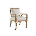 This item: Escape Brown Newport Dining and Game Chair- Set of 2