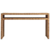 This item: Escape Brown Long Key Console Table