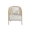 This item: Escape Sandbar Pebble Accent Chair
