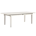 This item: Escape Sailcloth Cottage Dining Table