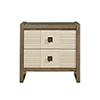 This item: Synchronicity Brown Nightstand