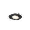 This item: Black LED Gimbal Recessed Light