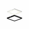 This item: Black Ultra Slim Square Under Cabinet Puck Lights, Pack of 3