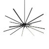 This item: Black LED Star Pendant