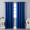This item: Royal Blue 120 x 52 In. In. Thermal Insulated Blackout Curtain Panel
