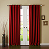 This item: Cardinal Red 108 x 52 In. Curtain Panel