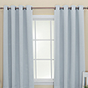 This item: Sky Blue 52 x 72 In. Thermal Insulated Blackout Curtain Panel