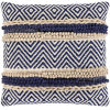 This item: Avalon Navy 22-Inch Throw Pillow