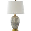 This item: Abram Gold 24-Inch One-Light Table Lamp