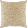 This item: Accra Khaki 18-Inch Throw Pillow