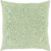 This item: Accra Mint 22-Inch Throw Pillow