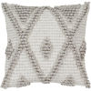This item: Anders Gray 18-Inch Pillow With Polyester Fill