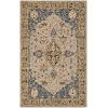 This item: Artemis Camel and Dark Blue Rectangle 4 Ft. x 6 Ft. Rugs