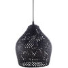 This item: Adelaide Black One-Light Pendant