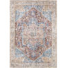 This item: Amelie Burnt Orange Rectangle 2 Ft. x 2 Ft. 11 In. Rugs