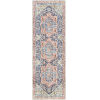 This item: Amelie Teal and Blush Runner 2 Ft. 7 In. x 7 Ft. 10 In. Rugs