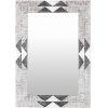 This item: Amrapali White Wall Mirror