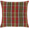 This item: Allison Cherry and Green 18-Inch Throw Pillow