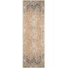 This item: Antiquity Tan Runner 2 Ft. 7 In. x 12 Ft. Rug