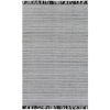 This item: Azalea Black, Silver Gray and White Rectangular: 5 Ft. x 7 Ft. 6 In. Rug