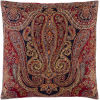 This item: Boteh Dark Red 20-Inch Throw Pillow