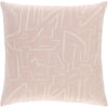 This item: Bogolani Pale Pink and Cream 20 x 20 Inch Throw Pillow