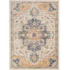 This item: Bohemian Wheat Rectangle 5 Ft. 3 In. x 7 Ft. 4 In. Rugs