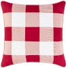 This item: Buffalo Plaid Bright Red 20-Inch Throw Pillow
