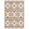 This item: Big Sur Multi-Color Rectangle 7 Ft. 10 In. x 10 Ft. 3 In. Rugs
