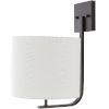 This item: Bryan Dark Brown 10-Inch One-Light Wall Sconce