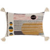 This item: Columbus Multi-Color 14-Inch Throw Pillow
