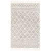 This item: Casa Decampo Medium Gray Rectangle 5 Ft. x 7 Ft. 6 In. Rugs