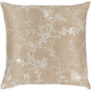 This item: Calliope Tan 22-Inch Pillow With Polyester Fill